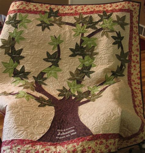 Family Tree Quilt Pattern by 17 Best Images About Frayed Edge Quilts On