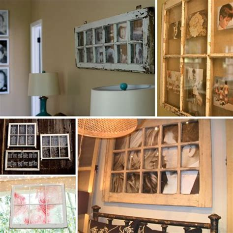 think outside the frames frameless photo display ideas window frames house ideas pinterest