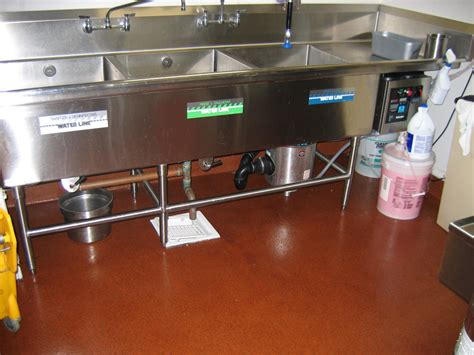 Commercial Kitchen Flooring Restaurants Commercial Kitchen Floors Deckade Advanced Flooring Commercial Kitchen Flooring In