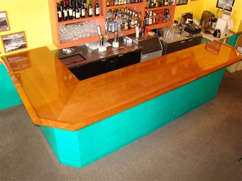 custom bar top by kevin white designs custommade