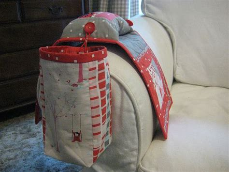 sewing pattern yarn holder sewing caddy thread holder and thread catcher on pinterest