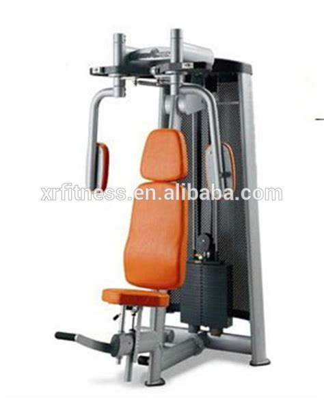 different types of bench press machines different types of seated chest fly press machine