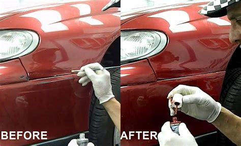tips for using car touch up paint carsut understand cars and drive better