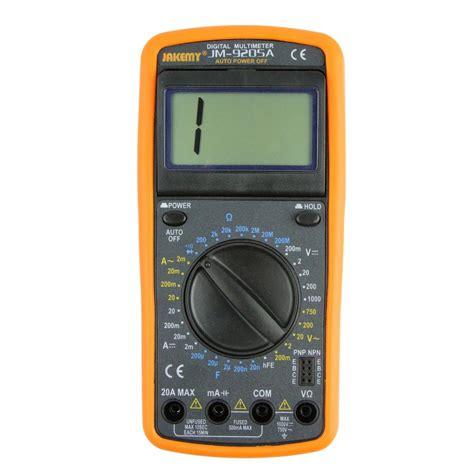 Digital Multitester Multimeter Dt 9205e lcd digital multimeter dt9205a professional electrical