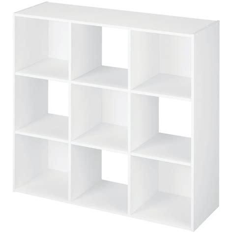 Closetmaid Bookshelf 28 Closet Maid Shelving Closetmaid Cubeicals 9 Cube