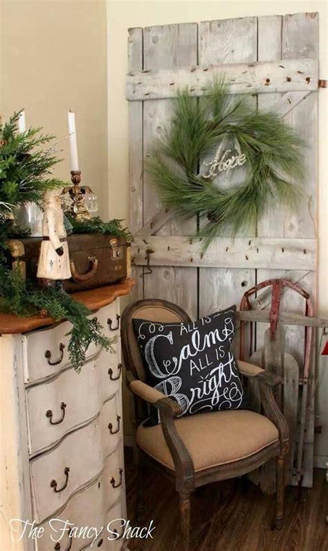 1000 ideas about farmhouse christmas decor on pinterest