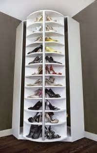 Shoe Racks For Closets by The 25 Best Rotating Shoe Rack Ideas On Lazy