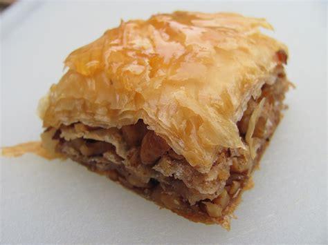 baklava recipe dishmaps