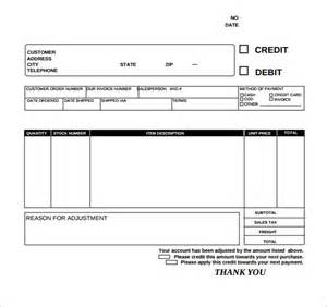 debit memo template sle debit memo 8 documents in pdf