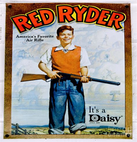 How To Sell Home Decor Online by Red Ryder Bb Gun Photograph By Paul Mashburn