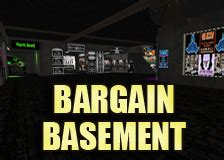 bargain basement outlet central mall