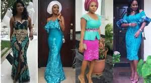 Aso ebi styles fashion nigerian fashion what they wore aso ebi trends