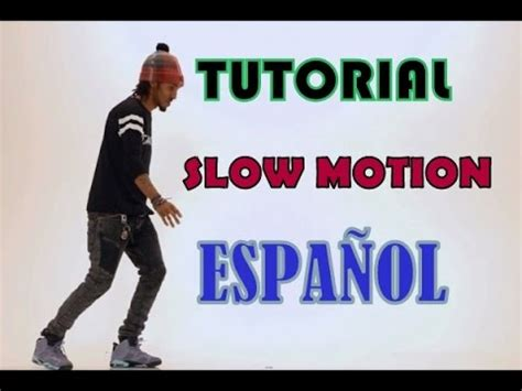 tutorial instagram slow motion tutorial como bailar dubstep slow motion crockroaxz