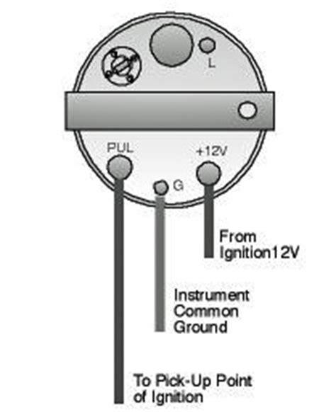 boat tach wiring diagram wiring diagram schemes