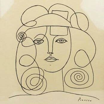 picasso the line 17 best ideas about line drawing tattoos on line drawings picasso sketches and