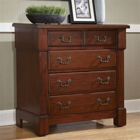 home styles the aspen collection drawer chest home