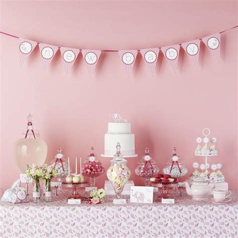 Pink Elephant Baby Shower Theme by Pink Elephant Themed Baby Shower Baby Shower Ideas