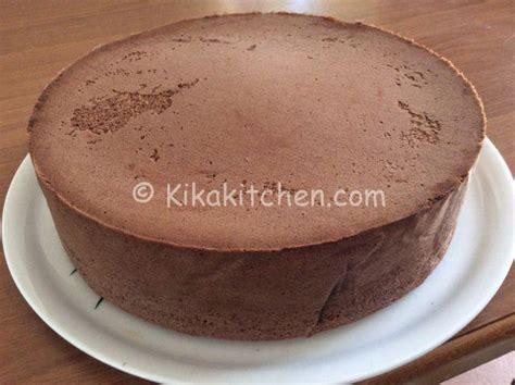 bagna al latte per pan di spagna pan di spagna al cioccolato alto ottimo da farcire
