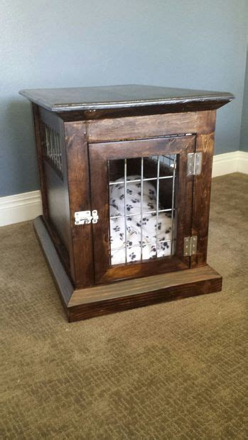 kennel side table kennel end table