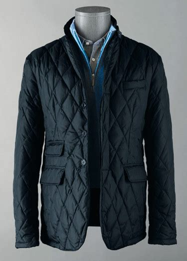 Quilted Coats And Jackets by Boggi Quilted Jacket Things I