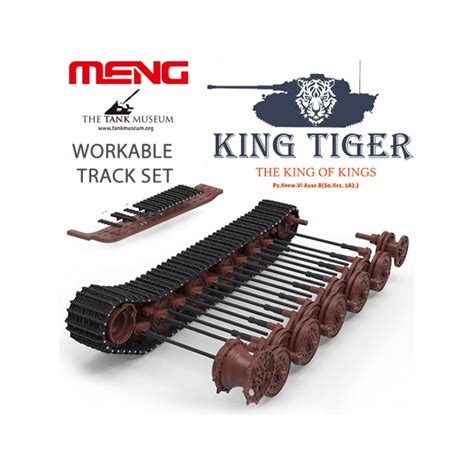 135 Battle Tank Chieftain Mk10 meng model 1 35 king tiger sd kfz 182 cadenas www