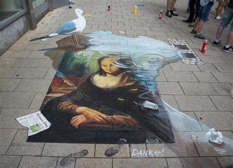 best 3d painting mural envy by ukrainian artist alex maksiov in drammen
