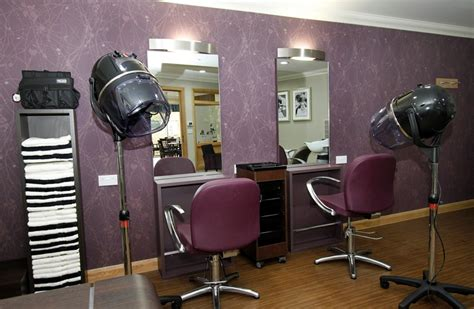 Hair Dressers In Birmingham by The Potteries Care Home In Poole Dorset Care Uk