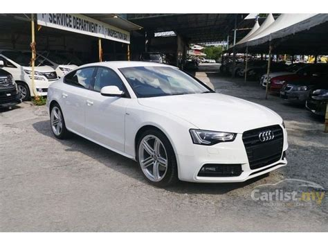 Audi A5 2014 White by Audi A5 2014 In Selangor Automatic White For Rm 325 000