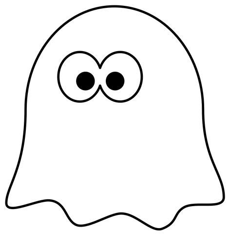 imagenes de fantasmas para dibujar faciles dibujos de fantasmas para iluminar dale detalles