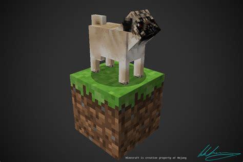 pugs in minecraft minecraft pug mob pugs pugs pugs