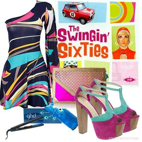 swinging sixties pin by bonbonell robinson on my chic closet pinterest