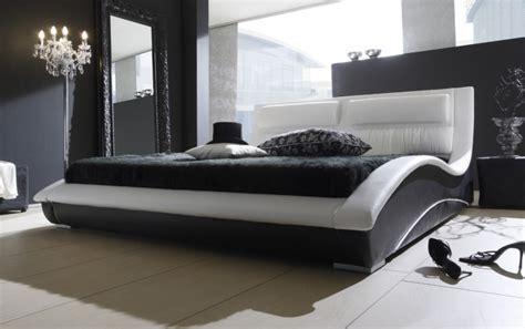 Schlafzimmer 200x220 Polsterbett Escala 200x220 Weiss 200 X 220 Cm