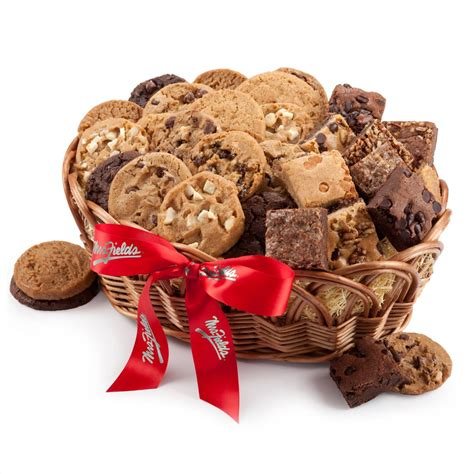 cookie gifts ideas gift baskets punch wine