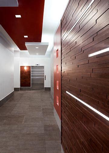 dekalb avenue lobby  site interior design