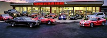 home flemings ultimate garage classic