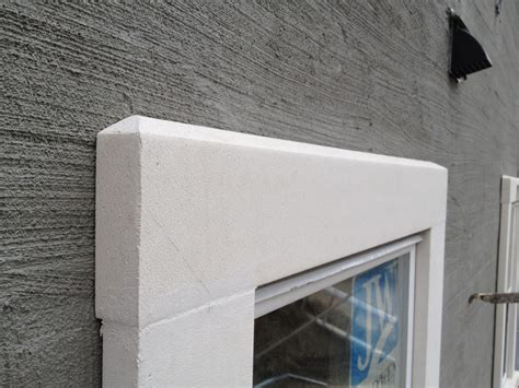 Styrofoam Stucco Trim Ronse Massey Developments Laneway House Update