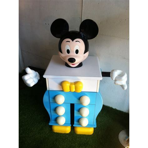Commode Mickey commode mickey