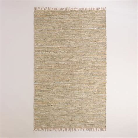 chindi rug world market recycled leather chindi anders area rug world market