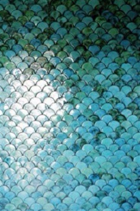 mermaid tiles mermaidy lady pinterest