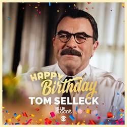 tom selleck birthday card tom selleck s birthday celebration happybday to