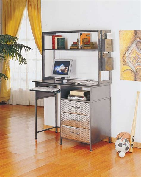 computer desk with hutch and drawers unique computer desk for home office
