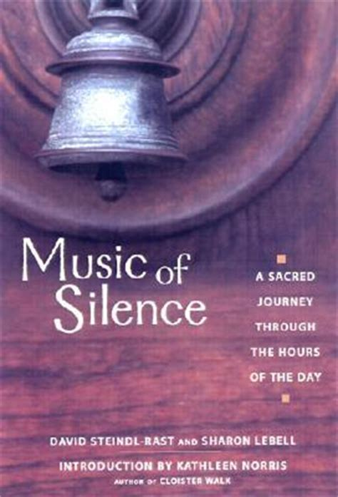 of silence and song books through that i did or throug by david steindl
