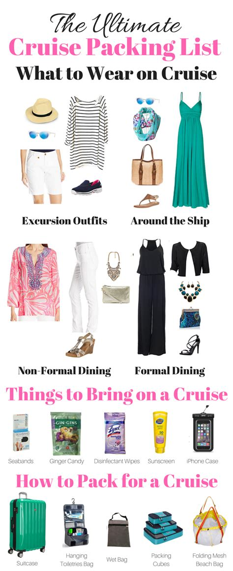 fathom dominican republic cruise ultimate packing list 52