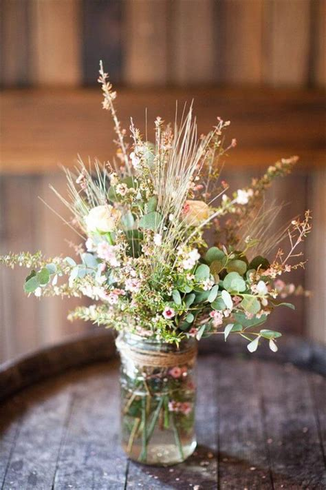 68 Best Cheap Mason Jar Centerpiece Ideas Diy To Make Jars Wedding Centerpieces