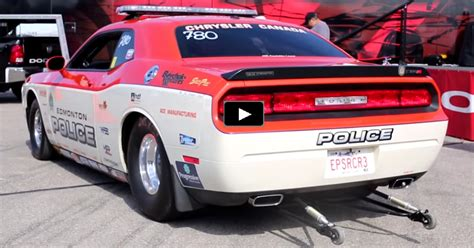 Dodge Racing Cars by Dodge Challenger Interceptor Drag Race Car Cars