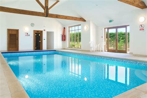 cottages with indoor swimming pool in
