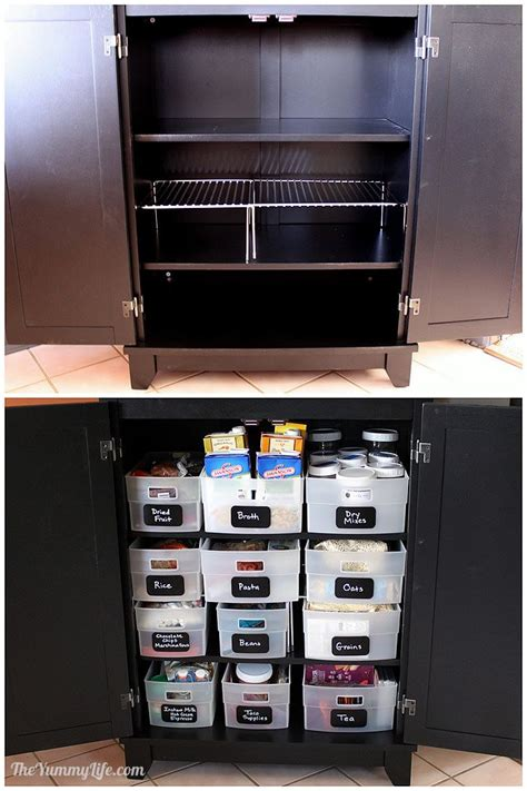 instant diy pantry cabinet get organized with this easy