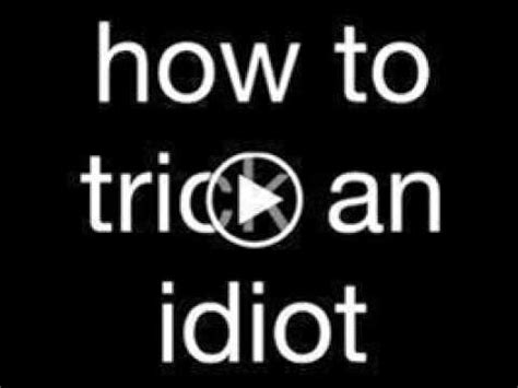 5 Cool Posts To Blogstalk by How To Trick An Idiot