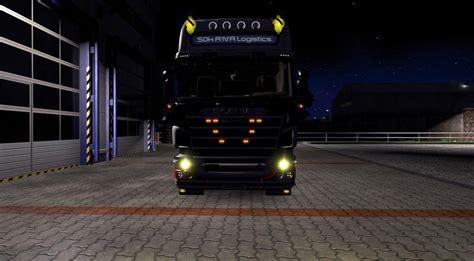 mod game ets 1 yellow light mod v1 0 ets 2 euro truck simulator 2 mods