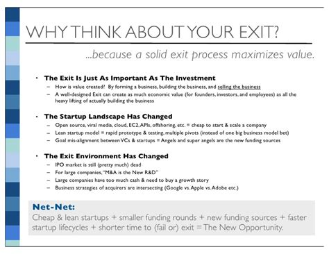 startup exit strategy thought piece v7 6